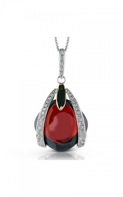Zeghani Refined Rebel Necklace ZP429 product image