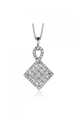 Zeghani Blindingly Beautiful Pendant ZP438 product image