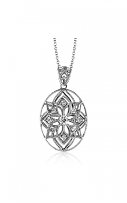 Zeghani Nature Lover Necklace ZP454 product image