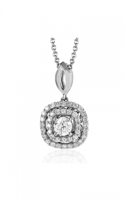 Zeghani Blindingly Beautiful Necklace ZP493 product image