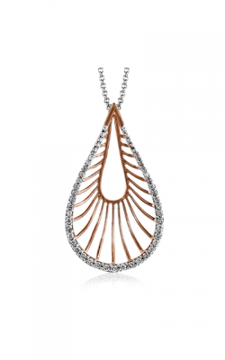 Zeghani Nature Lover Pendant ZP667 product image