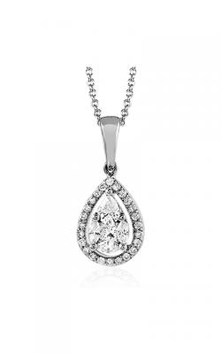 Zeghani Blindingly Beautiful Necklace ZP678 product image