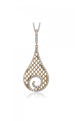 Zeghani Refined Rebel Necklace ZP724 product image