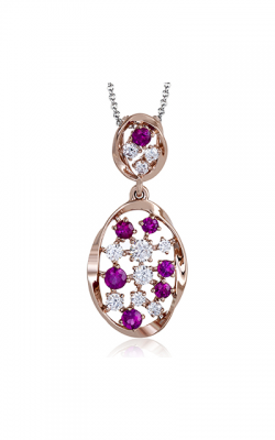 Zeghani Refined Rebel Necklace ZP743 product image