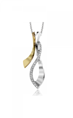 Zeghani Refined Rebel Necklace ZP749 product image