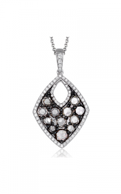 Zeghani Refined Rebel Necklace ZP751 product image