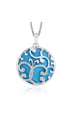 Zeghani Nature Lover Necklace ZP762 product image