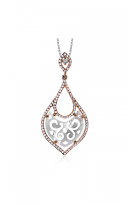 Zeghani Refined Rebel Pendant ZP779 product image