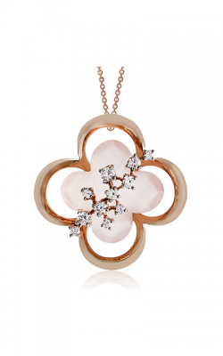 Zeghani Nature Lover Necklace ZP783 product image