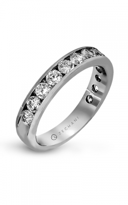 Zeghani Delicate Diva Wedding Band ZR16 product image