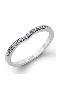 Zeghani Refined Rebel Wedding Band ZR155 product image
