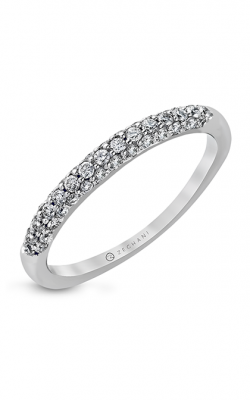 Zeghani Blindingly Beautiful Wedding Band ZR153 product image