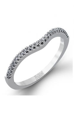 Zeghani Classic Beauty Wedding Band ZR151 product image