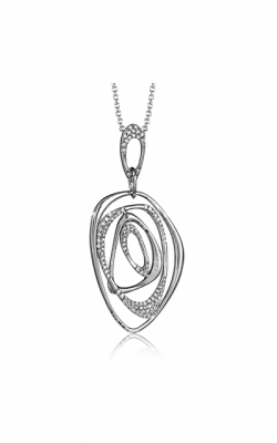 Zeghani Refined Rebel Necklace ZP804 product image