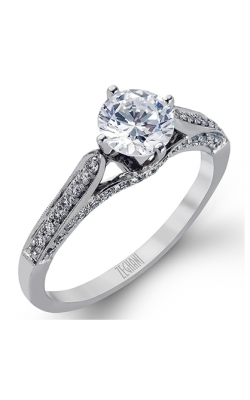 Zeghani Vintage Vixen Engagement Ring ZR150 product image