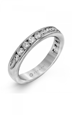 Zeghani Delicate Diva Wedding Band ZR15 product image