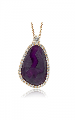 Zeghani Refined Rebel Necklace ZP814 product image