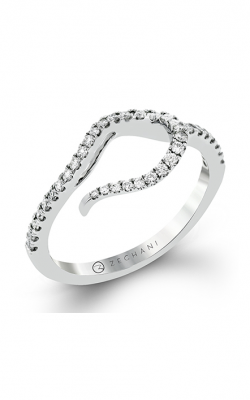 Zeghani Refined Rebel Wedding band ZR1497 product image