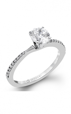 Zeghani Refined Rebel Engagement ring ZR1496 product image