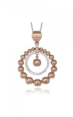 Zeghani Refined Rebel Necklace ZP822 product image