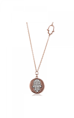 Zeghani Refined Rebel Necklace ZP826 product image