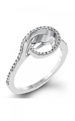 Zeghani Refined Rebel Wedding band ZR1496 product image