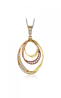 Zeghani Refined Rebel Necklace ZP842 product image