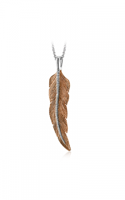 Zeghani Nature Lover Necklace ZP917-R product image