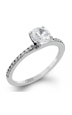 Zeghani Nature Lover Engagement Ring ZR1435 product image