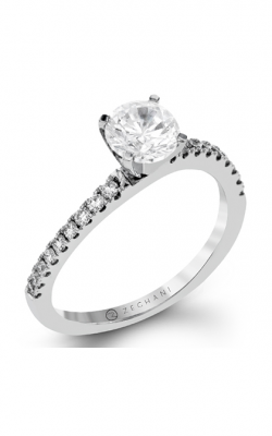 Zeghani Refined Rebel Engagement ring ZR1433 product image