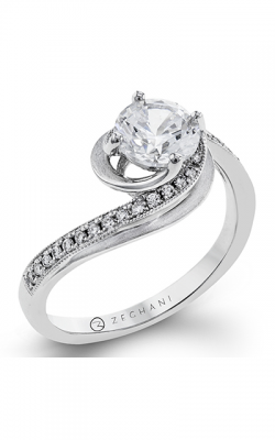 Zeghani Refined Rebel Engagement ring ZR1423 product image