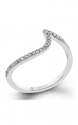 Zeghani Refined Rebel Wedding Band ZR1423 product image