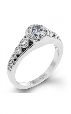 Zeghani Vintage Vixen Engagement ring ZR1422 product image