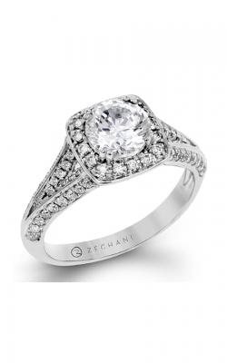 Zeghani Blindingly Beautiful Engagement Ring ZR1416 product image