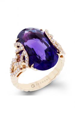 Zeghani Blindingly Beautiful Fashion Ring ZR1406 product image
