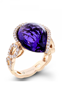 Zeghani Blindingly Beautiful Fashion Ring ZR1405 product image