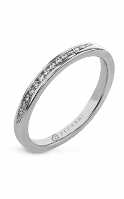 Zeghani Delicate Diva Wedding band ZR10 product image