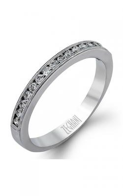 Zeghani Vintage Vixen Wedding Band ZR1034 product image