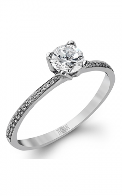 Zeghani Classic Beauty  Engagement ring ZR105 product image