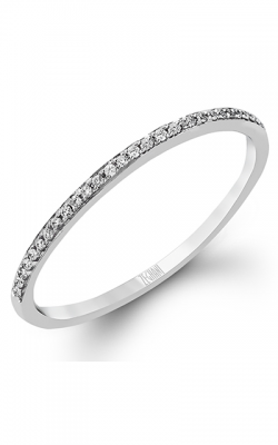 Zeghani Classic Beauty Wedding Band ZR105 product image
