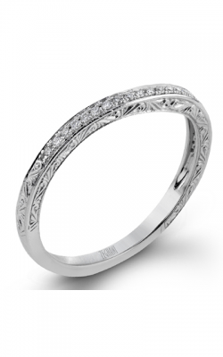 Zeghani Vintage Vixen Wedding band ZR1051 product image