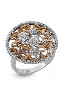 Zeghani Nature Lover  Fashion Ring ZR1065 product image