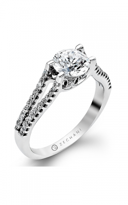 Zeghani Delicate Diva Engagement Ring ZR108 product image