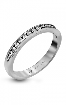 Zeghani Delicate Diva Wedding Band ZR11 product image