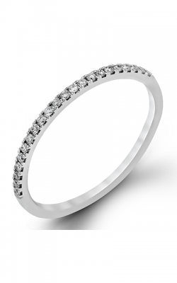 Zeghani Delicate Diva Wedding band ZR1106 product image