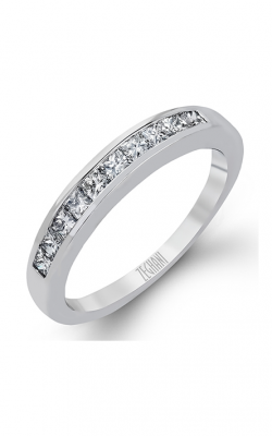 Zeghani Delicate Diva Wedding Band ZR135 product image