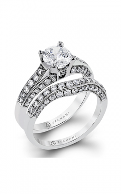 Zeghani Blindingly Beautiful Engagement Ring ZR113 product image