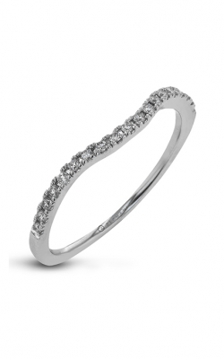 Zeghani Delicate Diva Wedding Band ZR1346 product image