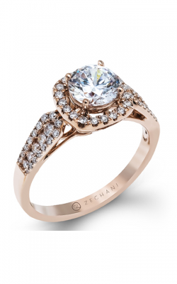 Zeghani Vintage Vixen Engagement ring ZR1133 product image