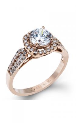 Zeghani Vintage Vixen Engagement Ring ZR1133 product image